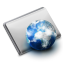 64x64px size png icon of Folder Site
