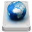 64x64px size png icon of Hard Disk Server