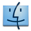 64x64px size png icon of Dock Finder alt