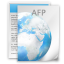 64x64px size png icon of Location AFP
