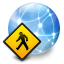 64x64px size png icon of Network iDisk Public