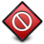 64x64px size png icon of Toolbar Regular Delete