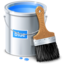 64x64px size png icon of Paint