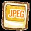 64x64px size png icon of Natsu JPEG