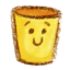 64x64px size png icon of Natsu Recycle Bin Empty2