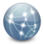 64x64px size png icon of Network off