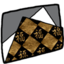64x64px size png icon of Folder black