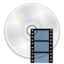 64x64px size png icon of Devices dvd movie