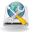 64x64px size png icon of Apps network settings