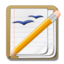 64x64px size png icon of Apps openoffice writer