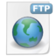 64x64px size png icon of Filesystems ftp