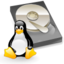 64x64px size png icon of Filesystems hd linux