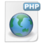 64x64px size png icon of Mimetypes source php