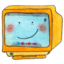 64x64px size png icon of Osd computer 2
