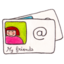 64x64px size png icon of Osd contacts