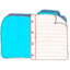 64x64px size png icon of Osd folder b documents