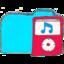 64x64px size png icon of Osd folder b ipod