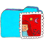 64x64px size png icon of Osd folder b mail