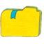 64x64px size png icon of Osd folder y bookmarks 1