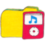 64x64px size png icon of Osd folder y ipod
