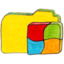 64x64px size png icon of Osd folder y windows