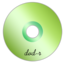 64x64px size png icon of Dvd-r