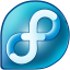 64x64px size png icon of Fedora