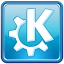 64x64px size png icon of KDE