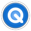 64x64px size png icon of QuickTime alt