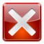 64x64px size png icon of Actions application exit