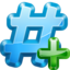 64x64px size png icon of Actions irc join channel