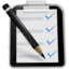 64x64px size png icon of Actions mail mark task