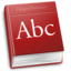 64x64px size png icon of Apps accessories dictionary