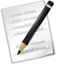 64x64px size png icon of Apps accessories text editor