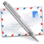 64x64px size png icon of Apps internet mail