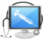 64x64px size png icon of Apps system diagnosis