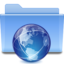 64x64px size png icon of Places folder remote