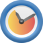 64x64px size png icon of Status user away extended