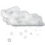64x64px size png icon of Status weather snow scattered