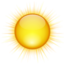 64x64px size png icon of Status weather clear