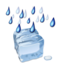 64x64px size png icon of Status weather freezing rain