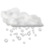 64x64px size png icon of Status weather hail