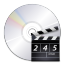 64x64px size png icon of devices media optical video