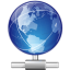 64x64px size png icon of places network workgroup
