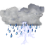 64x64px size png icon of status weather storm