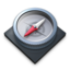 64x64px size png icon of Settings Location