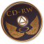 64x64px size png icon of Disk CD RW