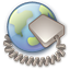 64x64px size png icon of Dialup networking