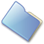 64x64px size png icon of Folder closed
