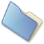 64x64px size png icon of Folder open
